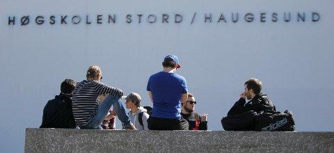 Antall søkere som har campus Haugesund som førstevalg går ned.