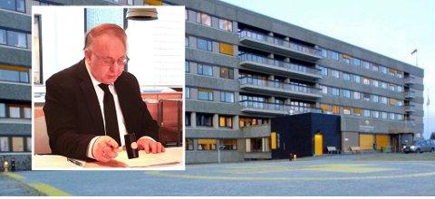 MAKT: Viktor Johnsen ønsker mer makt til lokalsykehusene.