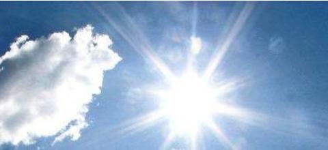Om værvarselet slår til ser det ut til å bli ganske så greit sommervær i dagene som kommer.
