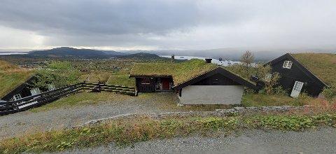 UTSIKT: Denne hytta på Beitostølen ble den dyreste i Valdres i februar, med prislapp på nærmere 8,5 millioner.