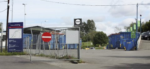 FULL STOPP: Skal du levere avfallet ditt i Oslo, må du nå betale avgift på lik linje med næringslivet.