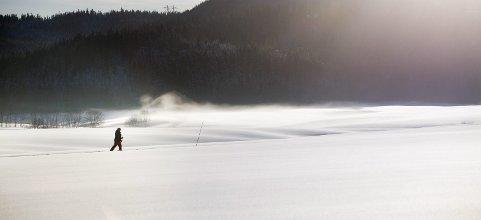 Det kan bli skiføre til langt ut i april.