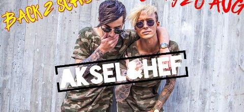 Aksel & Hef