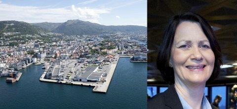 Jorunn Nerheim har meldt fra til kommunen om at hun melder seg ut av vurderingsgruppen på Dokken.