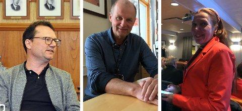Kari Lene Olsen (AP) har etterlyst behandling av lovlighetsklager. Kommunedirektør og ordfører informerer om at klagene ikke er  ferdig utredet.