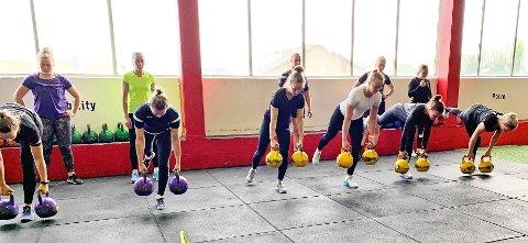 TØFF OPPKJØRING: FBK-jentene skal gjennom en tøff oppkjøring, hvor de også vil bli hyppig testet på Olympiatoppen.