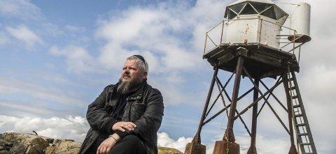 Brattere: Hele det siste året hadde ting begynt å bli tyngre, sier Arne Myrseth (50).