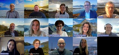 14 reiselivssjefer i Nord-Norge går nå sammen i det nyetablerte Destinasjonsforum Nord.