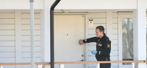 RUNDSPØRRING: Politiet har startet tekniske og taktiske undersøkelser.
