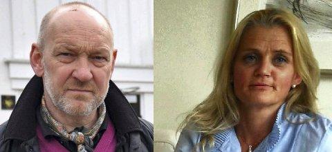 ANMELDELSER: Morten Sjøstedt og Miriam Schei har politianmeldt rådmannen, men vant ikke fram.