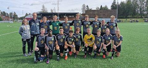 HJEMMESEIER: Re videregående skole vant kampen mot Sandefjord vgs. 5-4 i Bergsåsen.
