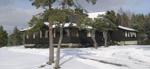 Jul i skogen: Her på Skihytta blir det ekte julefeiring for barnefamilier på julaften.