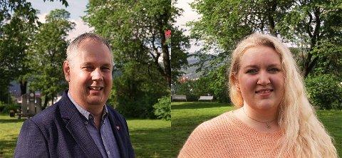 Kandidater Kongsberg Arbeiderparti