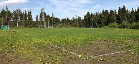Nye Åklevoll er arena for kveldens TV-szendte kamp i OA-ligaen.