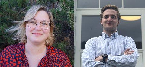 NOK: Anne–Marte Kolbjørnshus og Jan Halvor Endrerud mener Trond Giske ikke kan bli fylkesleder.