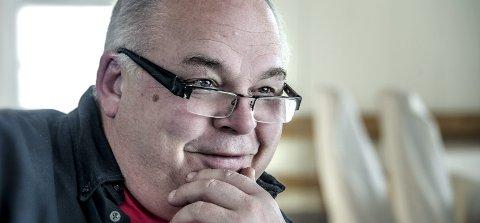 KLOVNEALLERGI: Revymann Pål Nielsen synes ikke det å være redd for klovner er noe nytt. Han har vært redd de så lenge han kan huske.