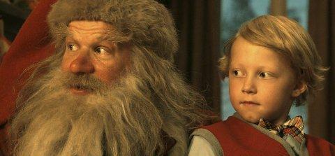 BAASMO-SUKSESS 3: Snekker Andersen og Julenissen. Foto: Fantefilm/Nordisk Film Distribusjon