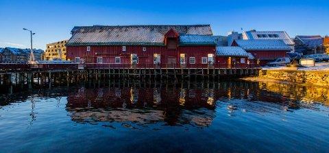 BEST BESØKT: 82.542 personer valgte å ta turen innom Polarmuseet i året som gikk, og ble dermed det mest populære museet i Tromsø - igjen.