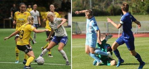 Både Kolbotn og Follo FK skal i aksjon i helgen.