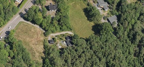 Dette området sør for Ormeletveien på Kjære på Tjøme er blant dem som foreslås tilbakeført til LNFR.
