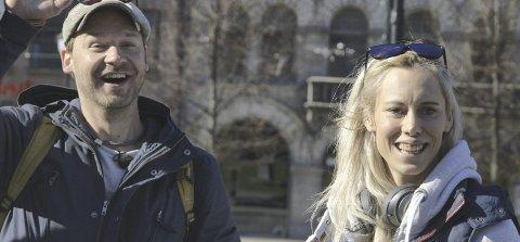 Tv: Gro Anita Sakstad fra Lillestrøm er en av deltakerne i Petter Uteliggers nye serie som går over ti episoder med start i kveld. Foto: TV 2