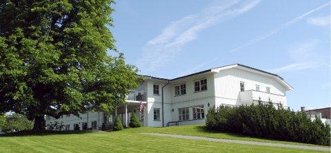EN AV TO: Marie Treschow sykehjem på Nes er ett av to sykekjem i Tønsberg som drives av Lovisenberg Omsorg. Det andre er Maribu sykehjem på Tolvsrød.