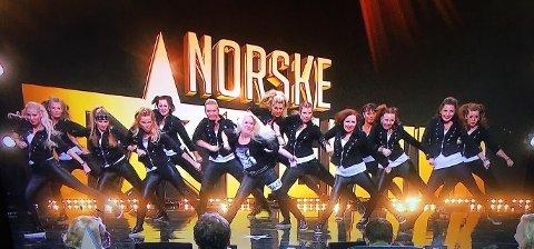 Full trøkk: Fredag 17. februar ser du Mdonnaz i full aksjon på Norske Talenter.