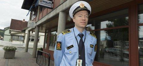 ALVORLIG: Politiadvokat Kristian Johansen sier at samlet sett er alle tiltalene alvorlige.