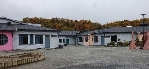 Det har vært flere uheldige hendelser ved Grønnåsen skole i Bodø.