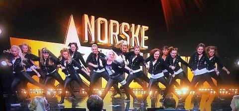 EN ANNEN DANS: Mdonnaz imponerte på Norske Talenter. Foto: TV2