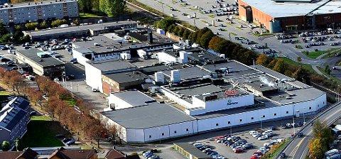 GLEDLIG NYHET: Nortura Sarpsborg vil få flere nye årsverk etter at konsernsjefen i Nortura har besluttet å flytte hermetikk-produksjonen til anlegget på Alvim.