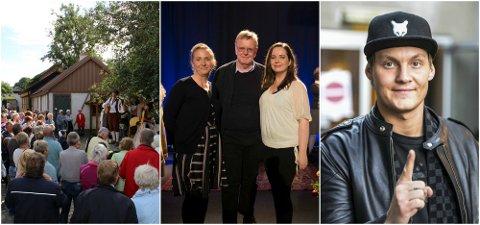 Leder: Anno-landsbyen, Snøfall-skaperne Klaus, Hilde og Hanne Hagerup, og Petter «Katastrofe» Kristiansen ligger i ledelsen til FBs publikumspris.