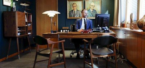 GIR PENGER TILBAKE: – Vi vet hva slags situasjonen mange andre er i, sier Haakon Laastad.