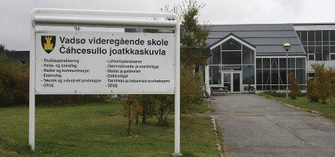 Bør være fokus: Å få flere gjennom videregående opplæring, bør være en toppsak på agendaen når Finnmark og Troms fylkeskommuner gjenopptar sammenslåingsdialogen, mener Anniken Renslo Sandvik. arkivfoto: kine moxness sandnes