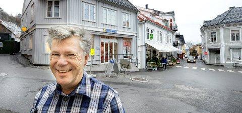 EIER: Ragnar Salmén er eier og daglig leder i Kragerø Tablettproduksjon AS.
