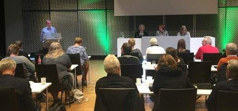 DEM SOM BESTEMMER: 13. desember skal Kongsberg kommunestyre bestemme om det blir noe studenthusbygging. resultatet er slett ikke gitt selv om UMU stemte for.