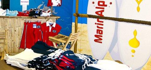 Merkevare: Marin Alpin ble stiftet i 1989, og fikk navnet Marin Alpin AS i 1997. I 2014 gikk det konkurs. Arkivfoto