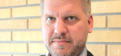 Marius Meisfjord Jøsevold (SV) har ikke tenkt å gi seg og tillate at Nordlandsbanen ikke blir prioritert for mobildekning.