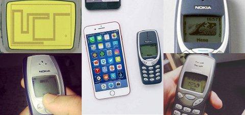 Det er ikke lenge siden, men mye har forandret seg etter at smarttelefonene kom. FOTO: Instagram