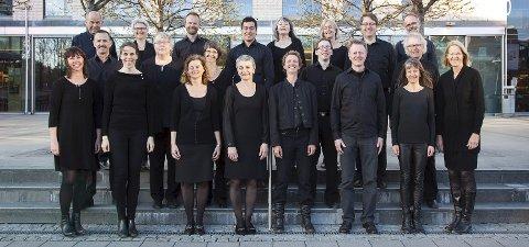 SLEMMESTAD: Asker kammerkor kommer til Slemmestad kirke 4. desember med Händels Messias. Foto: Ingvild F. Melien.