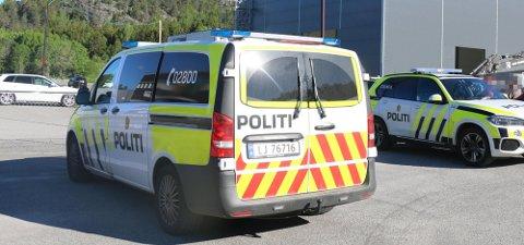 DØDSULYKKE: Det var klokka 07.24 om morgenen mandag 31. mai at nødetatene fikk melding om ei arbeidsulykke på Eidanger i Porsgrunn.