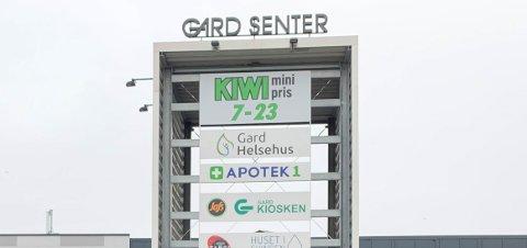 STENGT: Tingretten har avgitt kjennelse om at Gard Drift AS på Gard Senter i Haugesund tas under behandling som konkursbo.