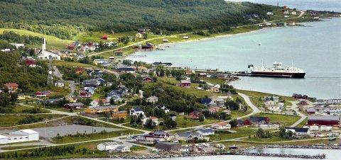 Hansnes på Ringvassøya i Karlsøy.