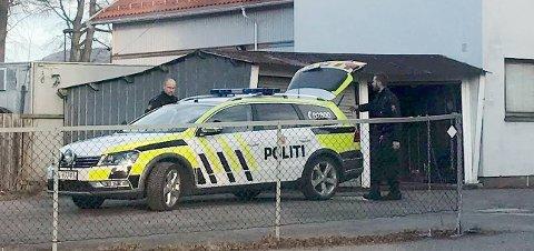 Ransaking: Politiet fant ikke stort da de ransaket hjemmene til to Skien-menn torsdag. Arkivfoto
