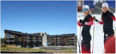 INNBRUDD: Skiskytter-stjernene Tiril Kampenhaug Eckhoff og Ingrid Landmark Tandrevold gikk fra hotellrommet ulåst i forbindelse med en landslagssamling i Trysil. Det endte med at to lokale menn gikk inn på rommet deres og stjal verdisaker for 50.000 kroner. Nå skal saken opp for retten.
