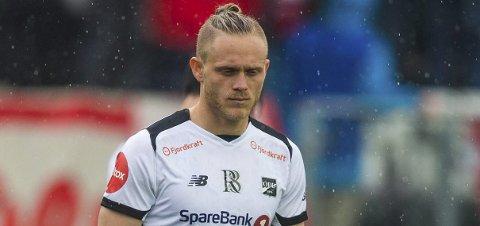 Snart tilbake: Stridsklev-gutten Fredrik Nordkvelle.