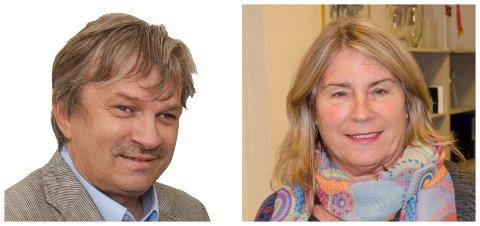 HEGGEN-TALL: - Hva kreves for å opprettholde driften av Heggen barnehage, spør Kjell B. Hansen. Ordfører Kirsten Orebråten svarer med å be rådmannen om en redegjørelse.