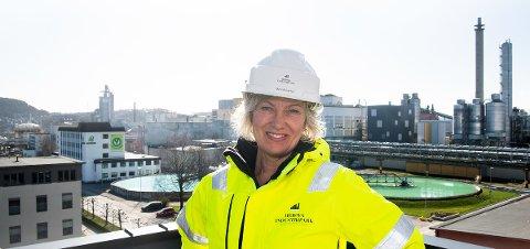 NY JOBB: Marit Bredesen vender tilbake til Industriparken etter fire år Trøndelag. 1. Februar startet hun i rollen som leder for HMSK-samarbeidet i Industriparken.