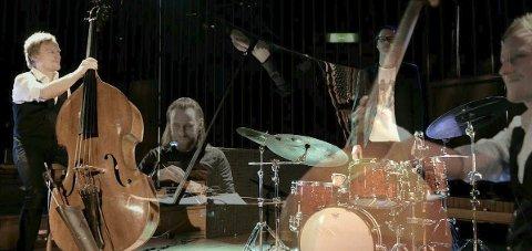 KONSERT: Eple Trio spiller i Nystua i Tynset kulturhus på lørdag.