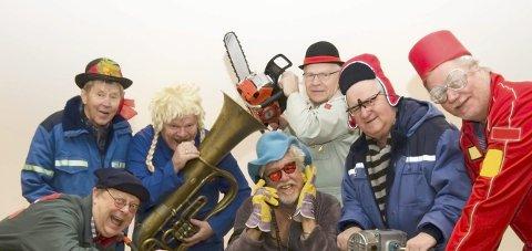 NYE TONER: Ole Ivars byr på showkonsert på Tynset. Foto: Christine Westad Kolsrud